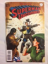 Superman Unchained #5 Golden Age in Lake Elsinore, California