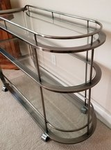 Chrome/ Serving Cart in Colorado Springs, Colorado
