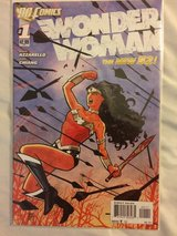Wonder Woman #1 New 52, 1st Print, Excellent Condition in Temecula, California