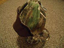 NWT Men's Stealth Vision  Camo Hunting Cap with Ear Muffs in Columbus, Georgia