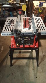 Table saw in Camp Pendleton, California