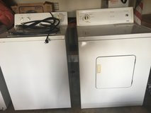 Washer/Dryer Electric Vista in Camp Pendleton, California
