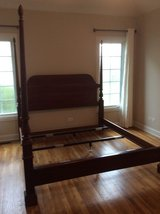 King size bed frame in Naperville, Illinois