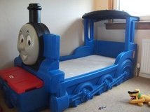 Thomas The Tank Engine Toddler Bed in Hinesville, Georgia