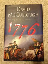 1776 by David McCullough in Naperville, Illinois