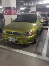 2001 Kia Rio under 40K km in Yongsan, South Korea