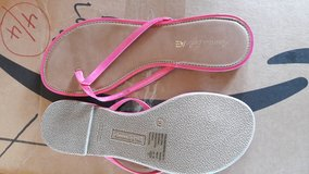 American eagle flip flop in Okinawa, Japan