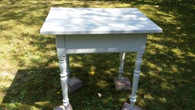 Farm table with huge drawer. Smaller sized in Wiesbaden, GE