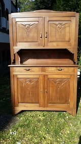 Art Deco Hutch. Small size in Ramstein, Germany
