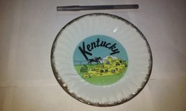 "Kentucky Plate Churchill Downs Blue Grass 6"" in Elgin, Illinois"