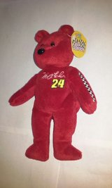 Nascar Jeff Gordon 24 Red Bear in Elgin, Illinois
