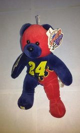 Nascar Jeff Gordon 24 DuPont Bear in Elgin, Illinois
