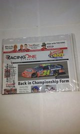 Nascar Racing One Newspaper Jeff Gordon in Elgin, Illinois