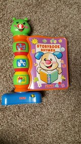 Fisher price storybook rhymes in Shorewood, Illinois