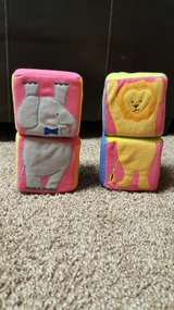 Large Soft infant play blocks in Plainfield, Illinois