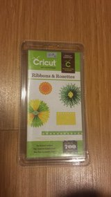 NEW!  Ribbons and Rosettes Cricut Cartridge in Chicago, Illinois