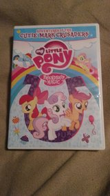 My Little Pony DVD in Fort Campbell, Kentucky
