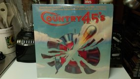 1975 SEALED Country .45's album in Byron, Georgia