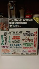 1975 SEALED Worlds Greatest Bluegrass Bands album in Warner Robins, Georgia