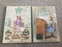 American Girl books - Kit, Books 1 & 2 in Sandwich, Illinois