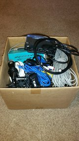 Box of Electronics in Fort Riley, Kansas