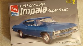 1967 Chevy Impala Super Sport Model Kit in Lockport, Illinois