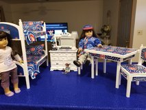 Cubs doll furniture fits American Girl dolls in Morris, Illinois