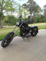1971 Harley iron head chopper....own a piece of history. $3500 or best offer. in Fort Rucker, Alabama
