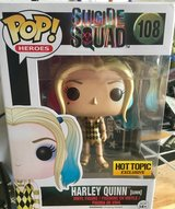 Suicide Squad Hot Topic Exclusive Harley Quinn Pop in Camp Lejeune, North Carolina