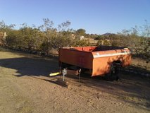 65 dodge truck bed trailer in Yucca Valley, California