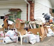 TRASH HAULING & JUNK REMOVAL /PCS CLEANING / PICK UP & DELIVERY /YARD AND GARDEN WORK / MOVING /... in Ramstein, Germany