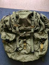 *MALICE Pack Ruck* Alice pack with modifications in San Clemente, California