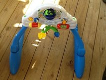 Leapfrog baby gym toy/Bilingual in Cherry Point, North Carolina