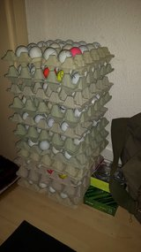 EXPERIENCED GOLFBALLS over 600 in Ramstein, Germany