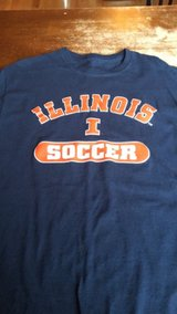 Illinois soccer tshirt in Bolingbrook, Illinois