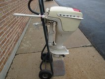 Scott 7.5hp Outboard Motor, Short Shaft. in Elgin, Illinois