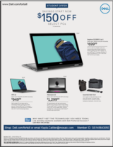 School Sales Event in Lawton, Oklahoma
