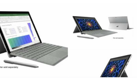 "New Surface Pro 4 Bundle 12.3"" Screen: with Keyboard Type Cover, Windows 10 in Elgin, Illinois"