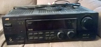 JVC RX-778V Audio - Video Control Receiver in Fort Polk, Louisiana