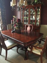 Formal dining set in Baytown, Texas
