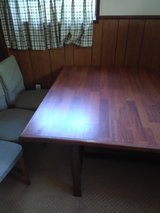 One of a kind dining table w/ 4 chairs in Alamogordo, New Mexico