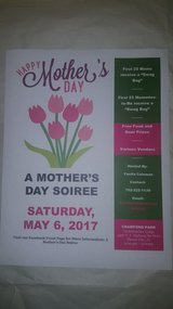 Mother's day soiree may 6 in Columbus, Georgia