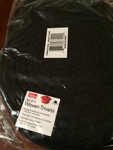 SET OF 3 BRAND NEW TRIVETS in Naperville, Illinois