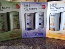 Suave Shampoo and Conditioner in Fort Campbell, Kentucky