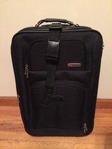 Delsey Carry-On Luggage Suitcase in Joliet, Illinois