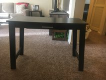 Small entry-way desk in Fort Lewis, Washington