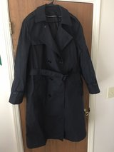 trench coat in Fort Drum, New York