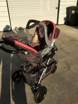 Baby trend stroller and car seat in Byron, Georgia