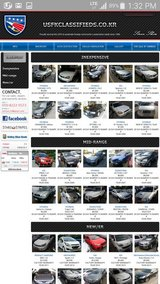 Warrantied USED CARS from $1000, includes Korean/USFK inspection in Yongsan, South Korea