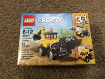 LEGO Creator 31041 Construction Vehicles in 29 Palms, California
